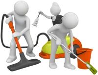 Самые распространенные виды уборок